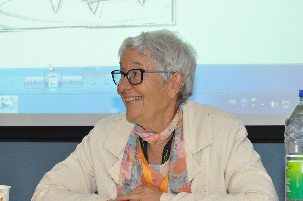 Nicole Mosconi (1942 – 2021)